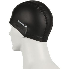 speedo Pace Gorra, black
